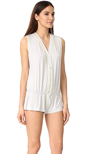 Eberjey Gisele Sleeveless Teddy
