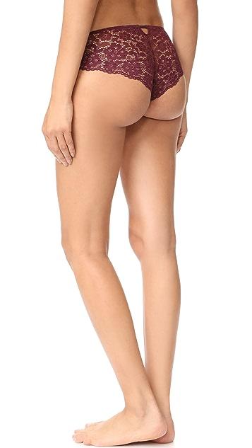 Eberjey Lila Hipster Panties