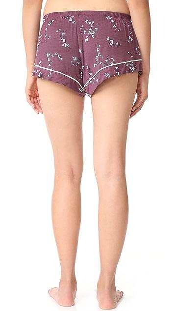 Eberjey Daisy PJ Shorts