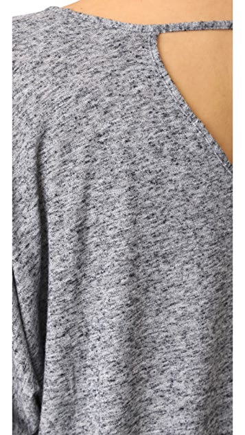 Eberjey Bobby Long Sleeve Top