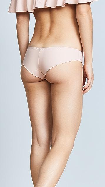 Eberjey So Solid Coco Bikini Bottoms