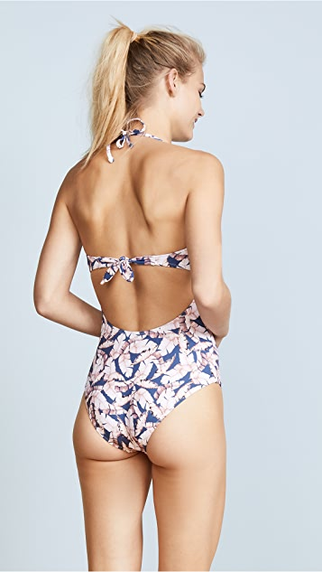 Eberjey Banana Leaf Lulu One Piece