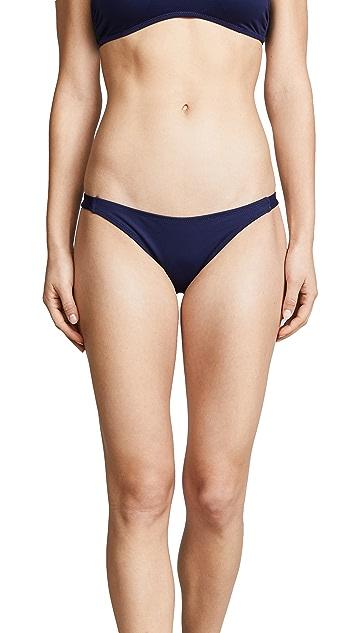 Eberjey So Solid Piper Bikini Bottoms