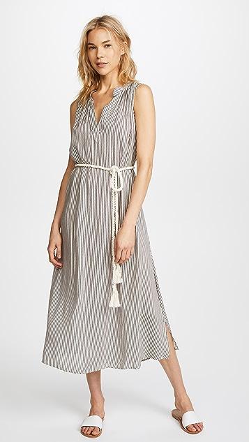 Eberjey Sea Stripe Russel Dress