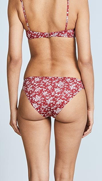 Eberjey Aviary Floral Annia Bottoms