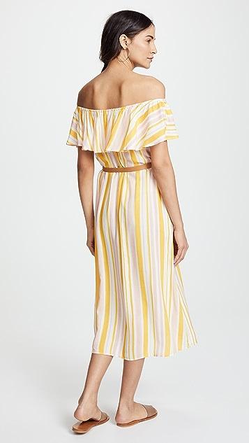 Eberjey Painted Stripe Florence Dress