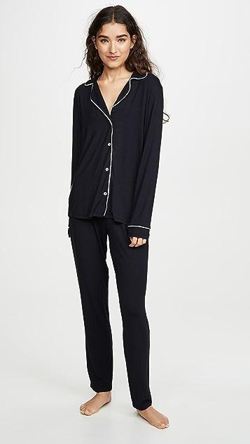 Eberjey Gisele PJ's 礼服式睡衣套装