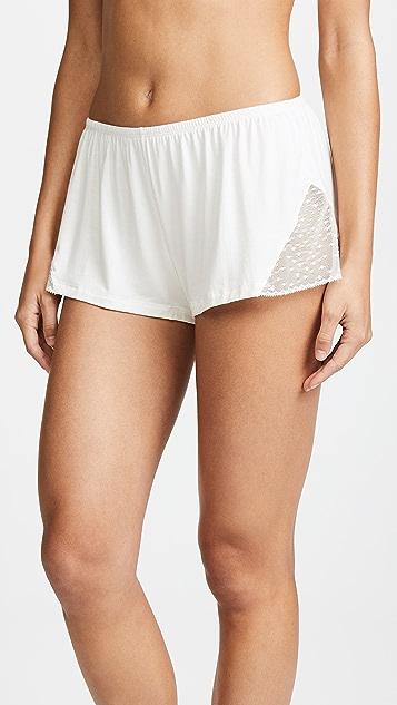 Eberjey Greta Inset Shorts