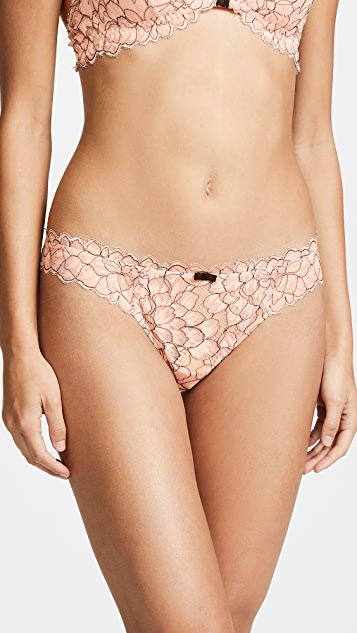 Eberjey Rosario Classic Lace Thong