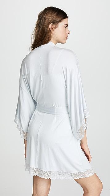 Eberjey Colette Mademoiselle Kimono Robe