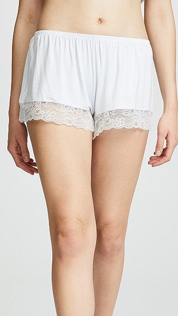 Eberjey Malou Lace Shorts PJ Set