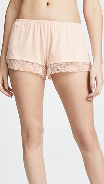 Eberjey Malou Lace Short PJ Set