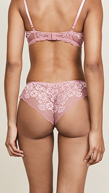 Eberjey Noor Cheeky Lace Panties