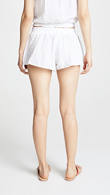 Eberjey Paz Meadow Shorts