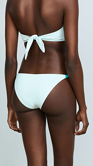 Eberjey So Solid Perry Bikini Bottoms