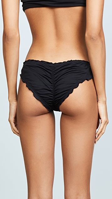 Eberjey So Solid Sandy Bikini Bottoms