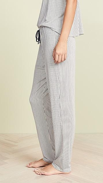 Eberjey The Slim Pants