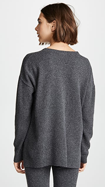 Eberjey The Garconne Sleep Sweater