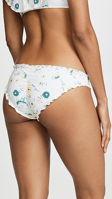 Eberjey Fiorella Sandy Bikini Bottoms