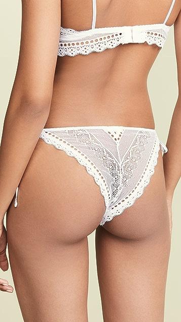 Eberjey Lucie Sweetie Bikini Bottoms