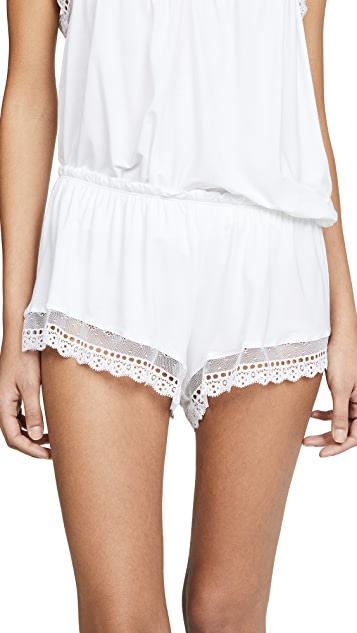 Eberjey Lucie Sweetie Shorts