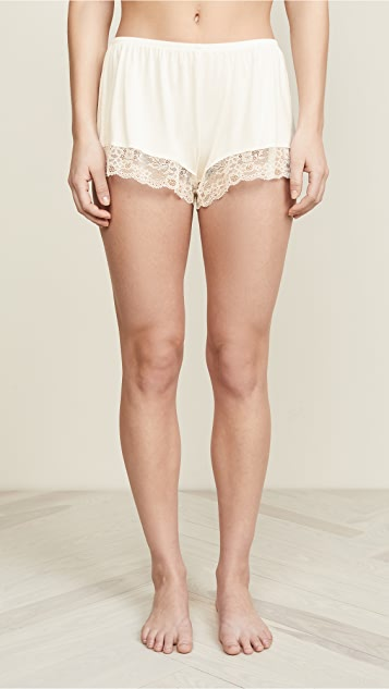 Eberjey Malou Lace Shorts PJ Set