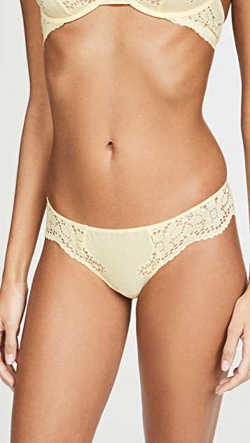 Eberjey Beatrix Cheeky Bikini Panties