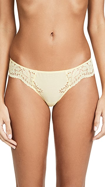 f74e1382ab26 Eberjey Beatrix Cheeky Bikini Panties | SHOPBOP