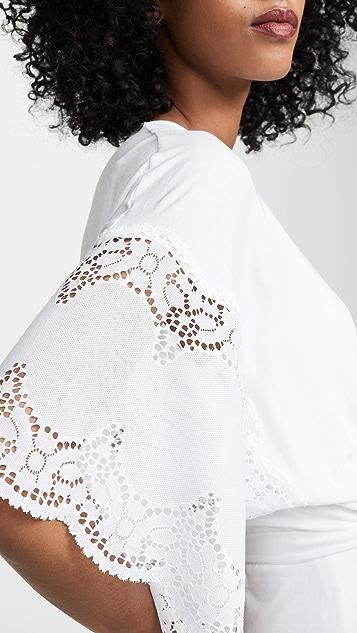 Eberjey Beatrix 全蕾丝礼服