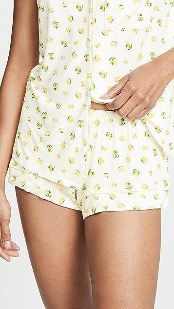 Eberjey Dianna Shorts PJ Set