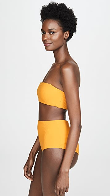 Eberjey Alta Mare Summer Bikini Top
