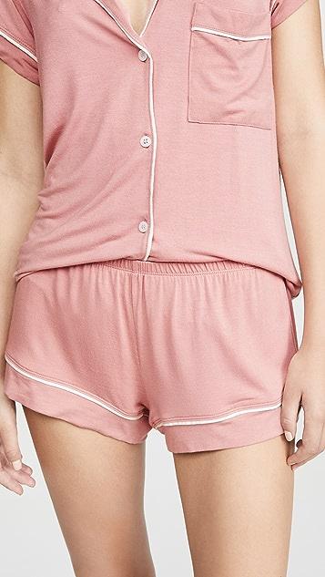 Eberjey Gisele Shorts PJ Set