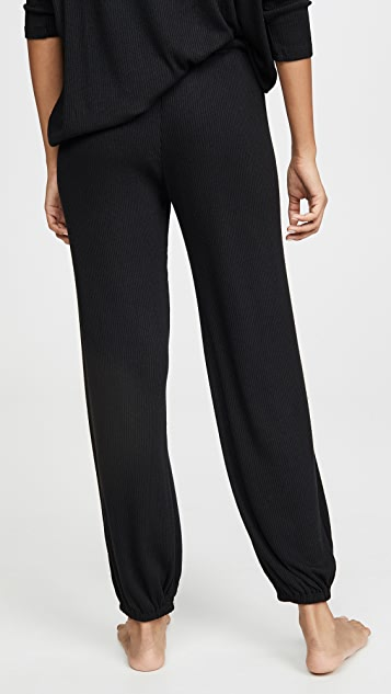 Eberjey Elon Cropped Pants