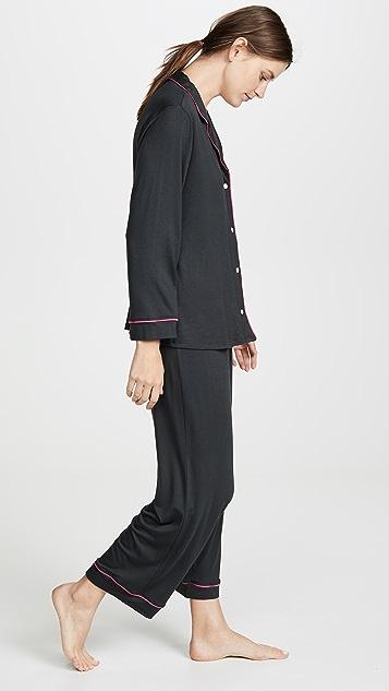 Eberjey Gisele Long Sleeve PJ Set
