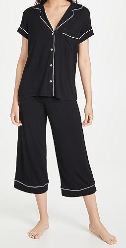 Eberjey - Gisele 短袖短睡衣套装