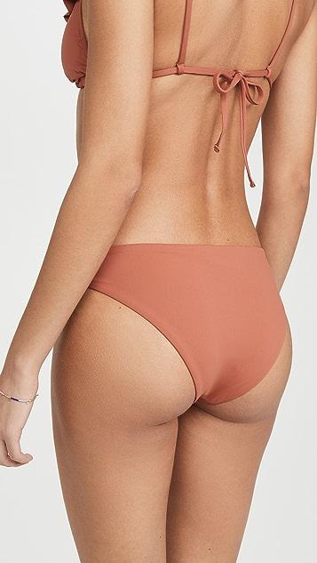 Eberjey So Solid Annia Bikini Bottoms