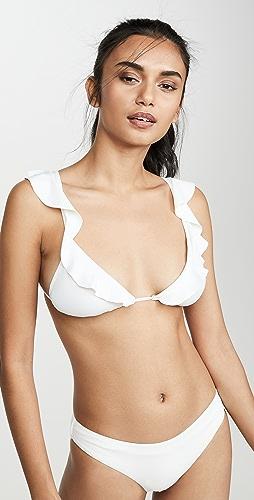 Eberjey - So Solid Grayson Bikini Top