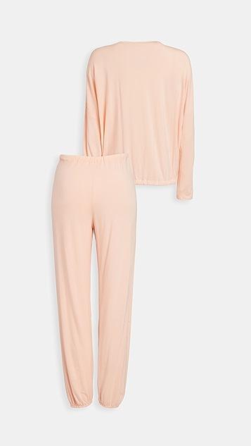 Eberjey Gisele Slouchy Pajama Set