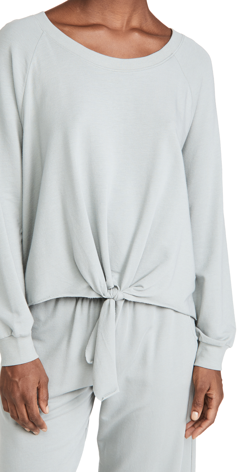 Eberjey Blair The Knotted Pullover