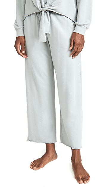 Eberjey Blair Relaxed Crop Pants