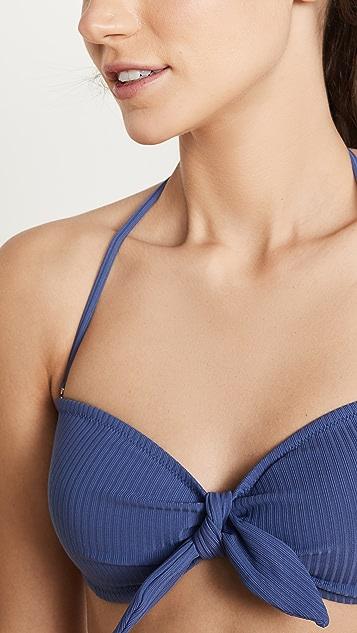 Eberjey Alta Mare Lola Bikini Top