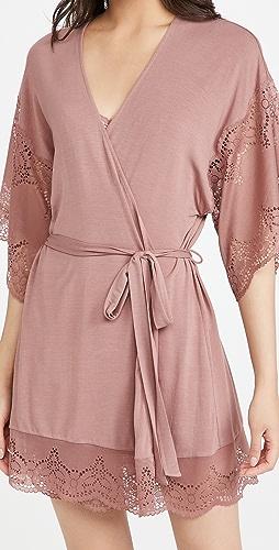 Eberjey - Beatrix The Full Lace Robe