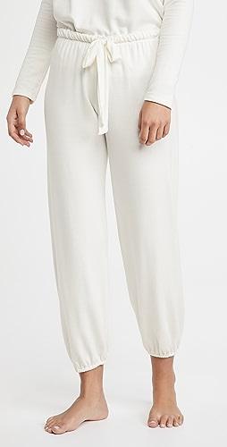 Eberjey - Softest Sweats Cropped Pants