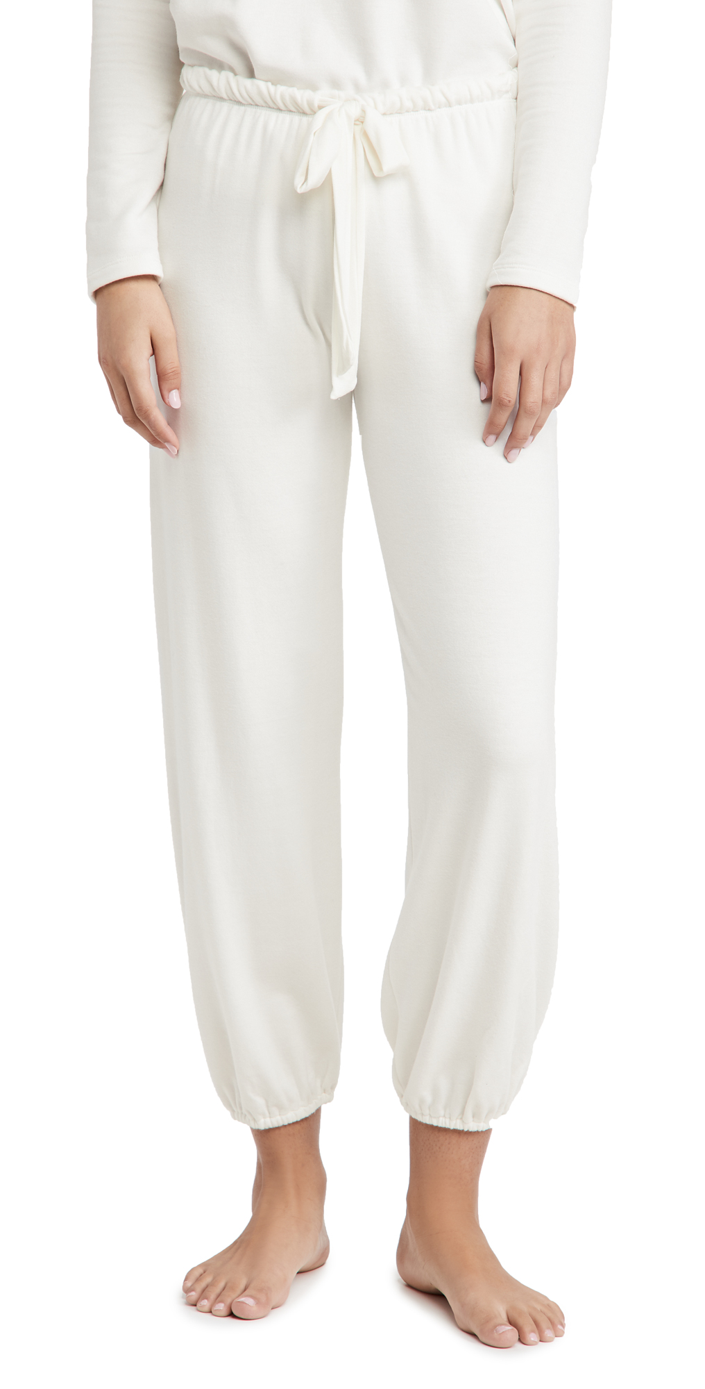 Eberjey Softest Sweats Cropped Pants