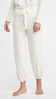 Eberjey Softest Sweats Cropped Pants