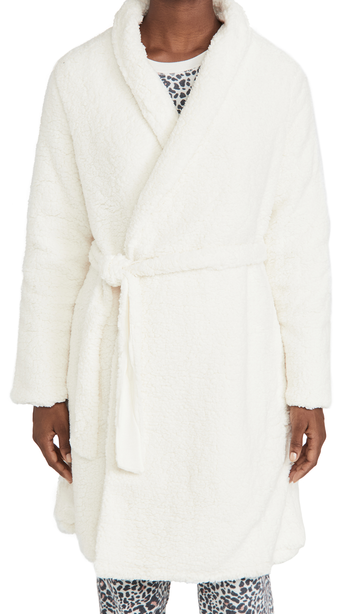 Eberjey Alpine Chic The Sherpa Robe