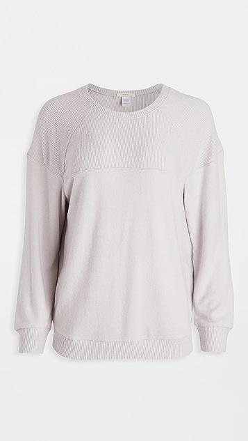 Eberjey The Cozy Time Combo Sweatshirt