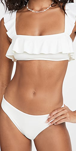 Eberjey - So Solid Jane Bikini Top