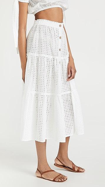 Eberjey Portola Nolita 罩衫式半身裙