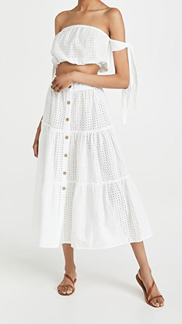 Eberjey Portola  Andy Cover Up top